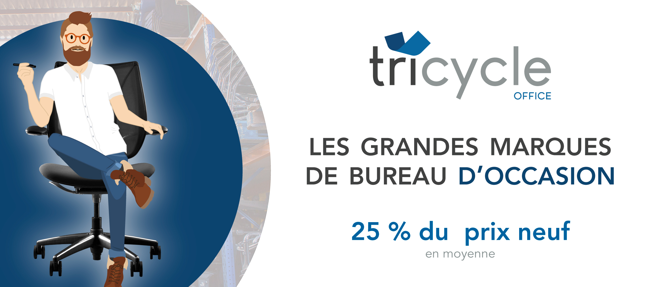 Baticycle-reemploi-matériaux-de-construction-BTP-occasion-Tricycle-Office-mobilier-bureau