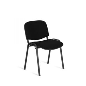 Chaise visiteur noire – Occasion