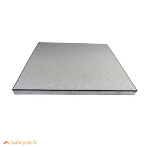 Dalle de faux plancher technique – Mouchetée – Occasion