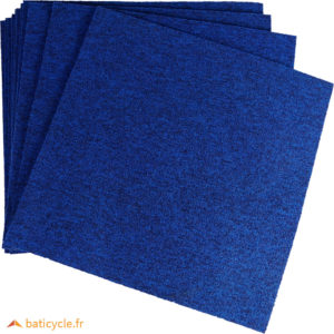 Dalle de moquette Employ INTERFACE – Bleu saphir – Occasion