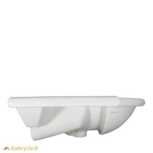 Vasque encastrable DURAVIT – 81 cm – Occasion